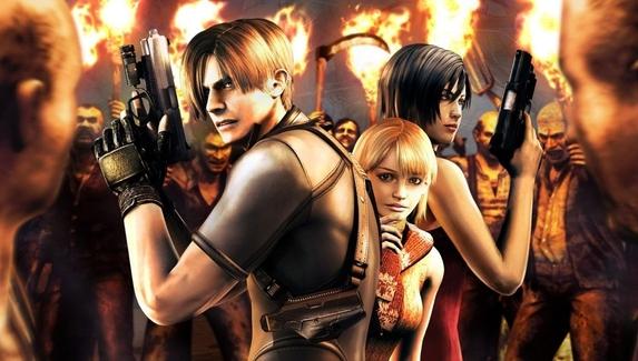 Анонсирована Resident Evil4 VR