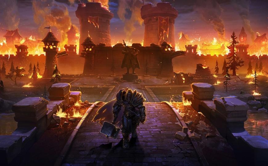 Киберспортсменам стоит присмотреться к WarCraft III: Reforged