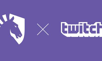 Twitch будет искать спонсоров для Team Liquid
