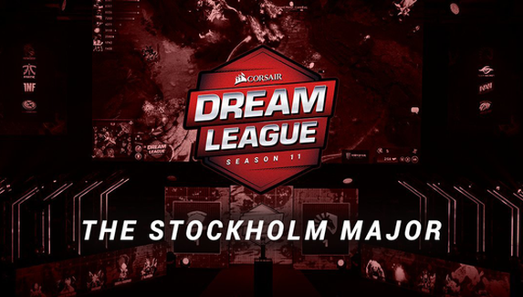 Расписание и результаты DreamLeague Major