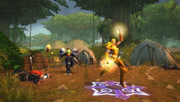 В World of Warcraft начнут банить игроков, использующих софт для мультибоксинга