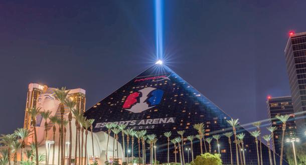 Арена в Лас-Вегасе. Фото: Allied Esports