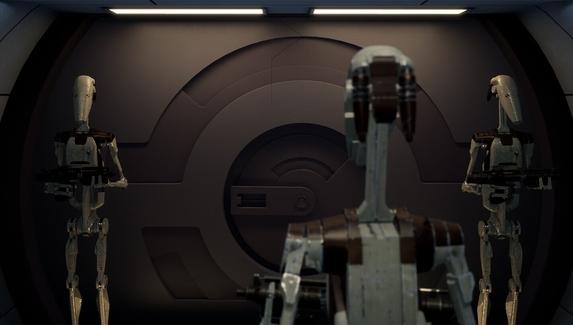 Энтузиаст воссоздал на Unreal Engine сцену из «Звездных войн», в которой можно сыграть за дроида