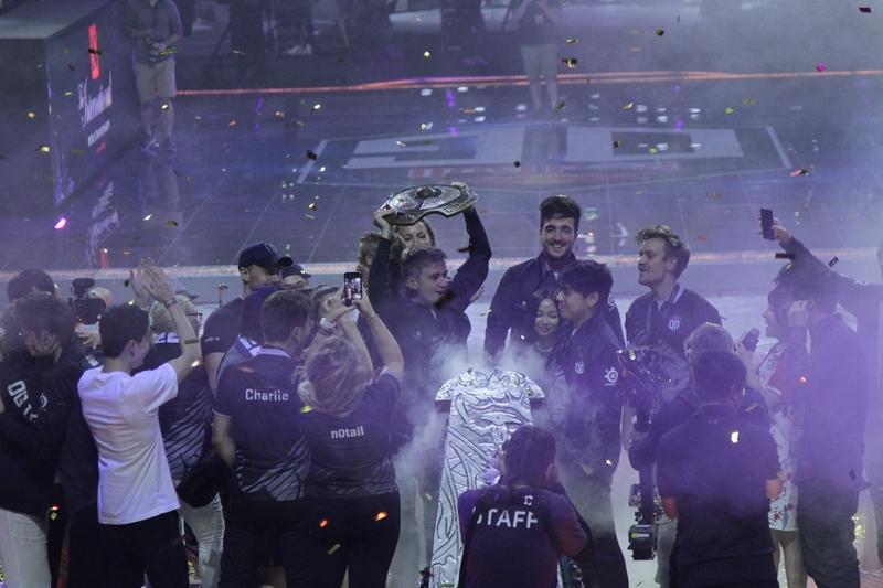 N0tail поднимает Aegis of Champions