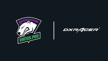 Virtus.pro declares partnership with DXRacer