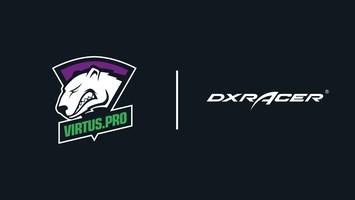 Virtus.pro объявляет о партнерстве с DXRacer