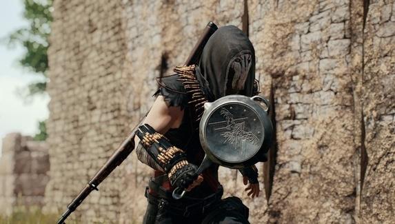 В PUBG на PS4 появятся предметы в стиле Horizon Zero Dawn