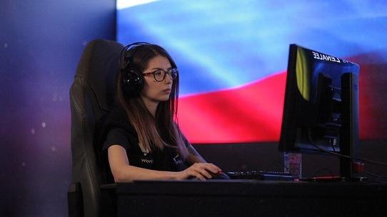 Мария «harleen» Кобзарь о World Electronic Sports Games