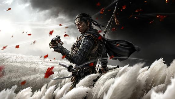 Sony повысила цену на Ghost of Tsushima в российском PS Store