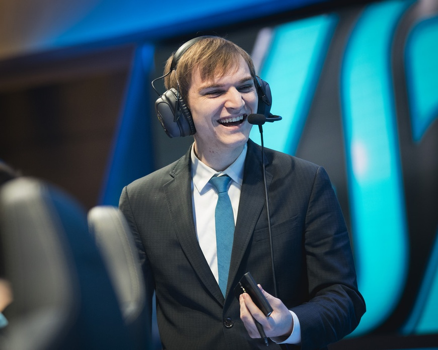 Zikz joins Team SoloMid as head coach