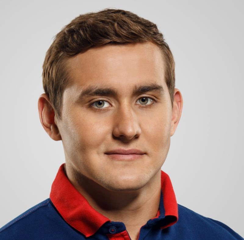 Александр Щербаков, менеджер Gambit Apex