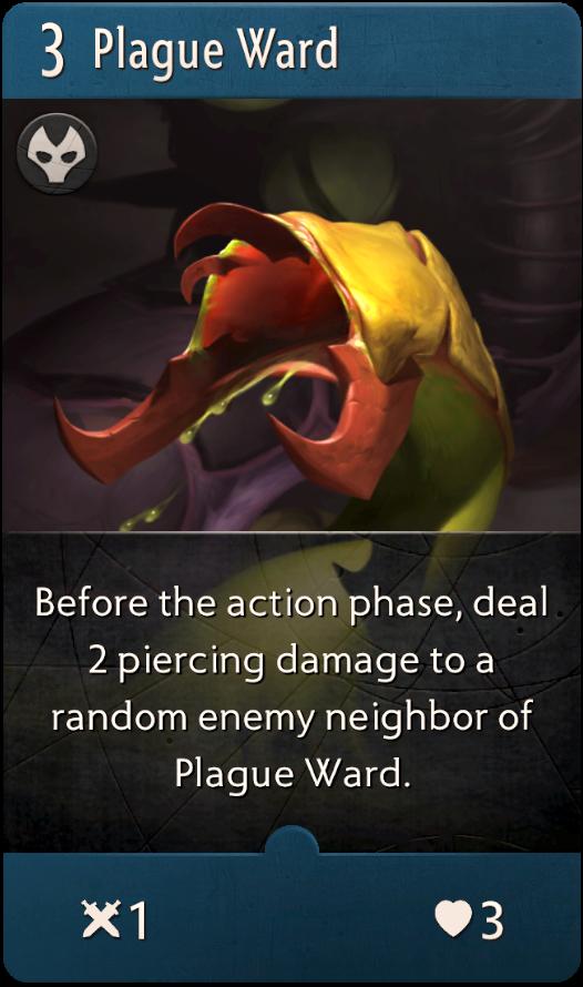 Plague Ward