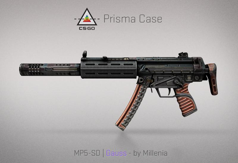 Prisma MP5-SD