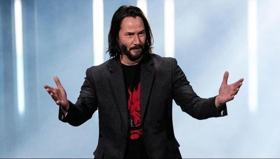 Киану Ривз рассказал, будет ли он петь в Cyberpunk 2077
