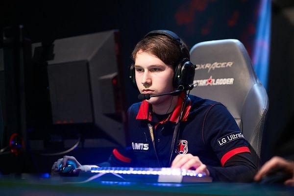 GpK~ в составе Gambit Esports