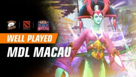 Лучшие моменты Virtus.pro на MDL Macau
