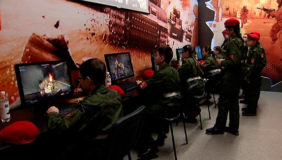 Армия и киберспорт — что у них общего?