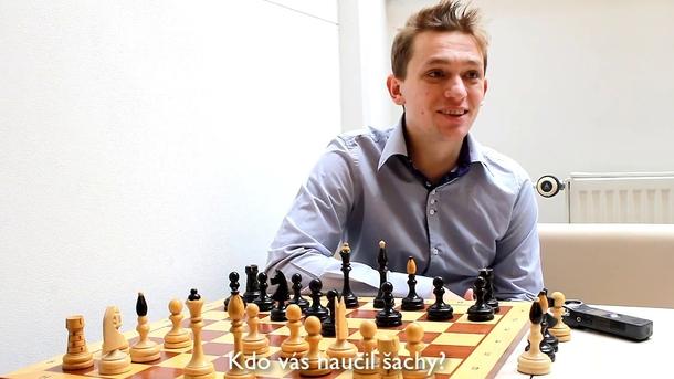 StanCifka за партией шахмат