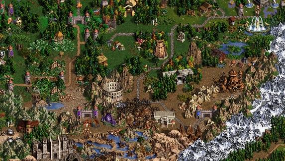 От «Властелина колец» до «Игры престолов» — 10крутых пользовательских карт для Heroes of Might and Magic III