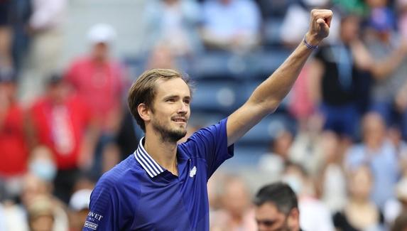 Даниил Медведев отпраздновал победу на US Open движением из FIFA