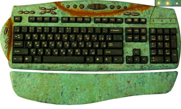 I had almost the same, only worse and without additional keys. Photo for illustrative purposes   Image: igromania.ru