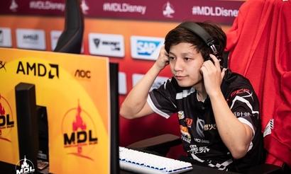 Vici Gaming завершила выступление на MDL Paris Major