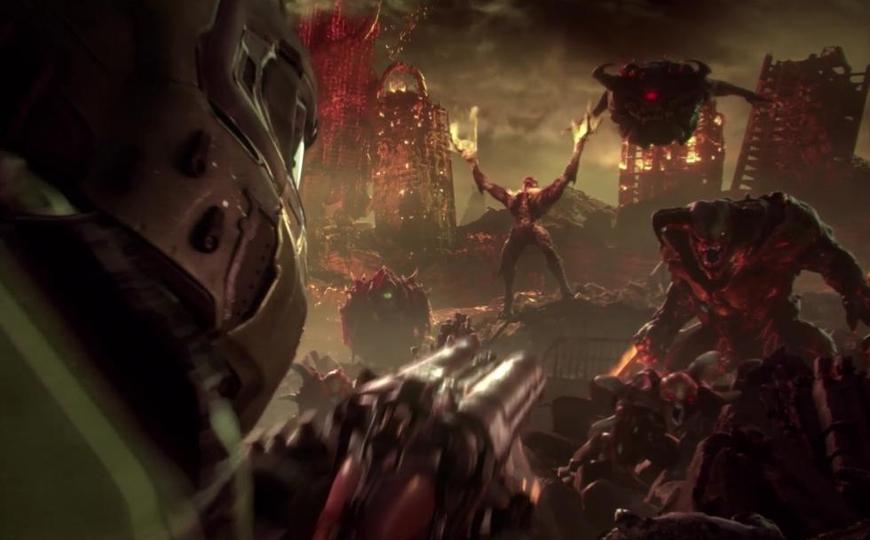 Сиквел Doom и Elder Scrolls VI: Bethesda на E3 2018