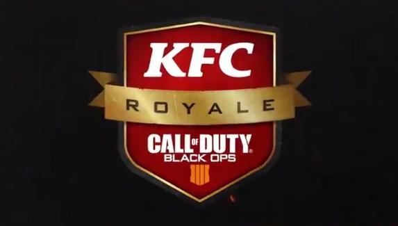KFC проведет турнир по «королевской битве» в CoD: Black Ops 4