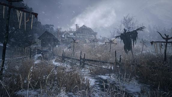 Стал известен размер Resident Evil Village