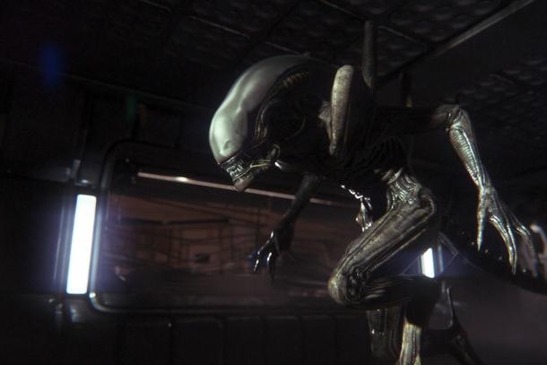Чужой в Alien: Isolation — его невозможно убить, остается только прятаться