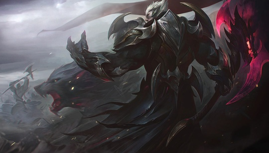 Darius, AP Nunu headline buff-heavy Worlds Patch 8.19