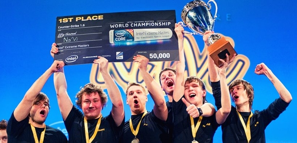 Первая крупная победа Zeus. Intel Extreme Masters Season IV World Championship 2010