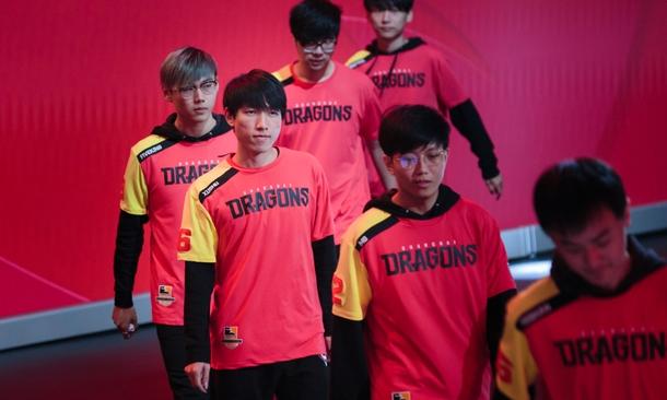 Shanghai Dragons — 0:40 в первом сезоне Overwatch League Источник: Blizzard Entertainment