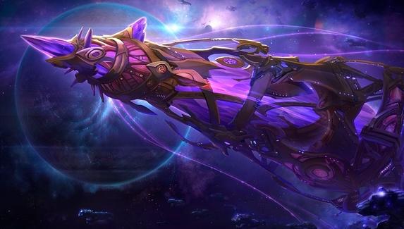 Кроссовер StarCraft и Warcraft? Blizzard опубликовала загадочные изображения