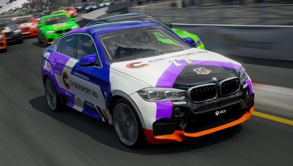 Определился победитель пятого этапа чемпионата Forza Motorsport2021