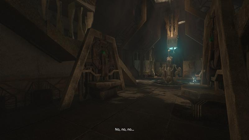 Скриншот из Amnesia: Rebirth