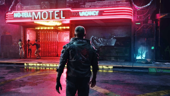 Cyberpunk 2077 покинула топ-10 еженедельного чарта Twitch