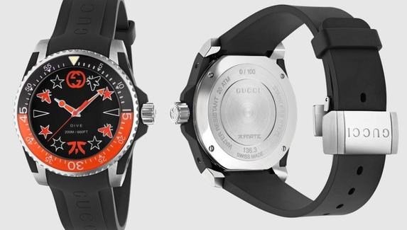 Fnatic и Gucci представили лимитированную коллекцию часов