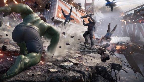 Тысяча и один баг — авторы Marvel's Avengers выпустили крупное обновление