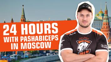 «Они хорошо платят. Я доволен и могу идти домой». Приключения pashaBiceps в Москве