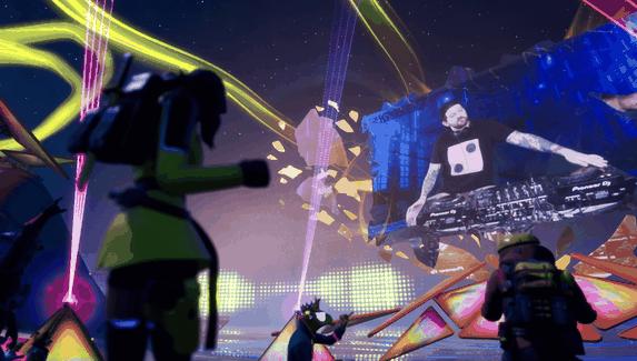 В Fortnite пройдет «Королевская вечеринка» — на ней выступят известные диджеи
