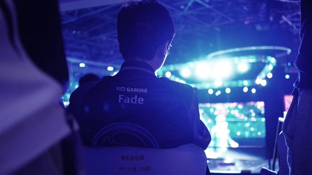 Fade | Фото: twitter Vici Gaming