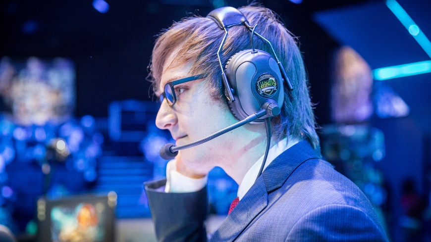Counter Logic Gaming part ways with head coach Zikz