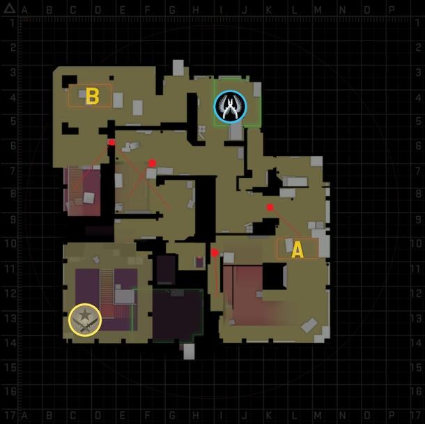 Liquid activity map with MP9.