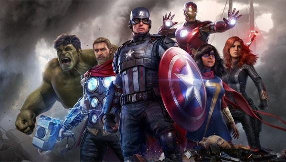 Marvel's Avengers возглавила британский чарт продаж вторую неделю подряд