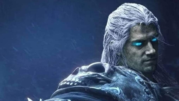 Фанат создал постер экранизации Warcraft с Генри Кавиллом в образе Короля-лича