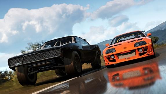 Погоняем? Собери пазл с гоночным авто в розыгрыше от Cybersport.ru и выиграй призы!