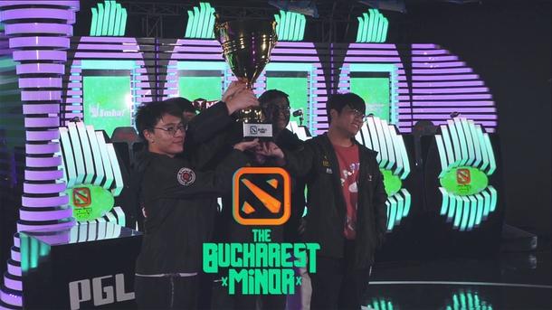 Ehome - победители The Bucharest Minor!