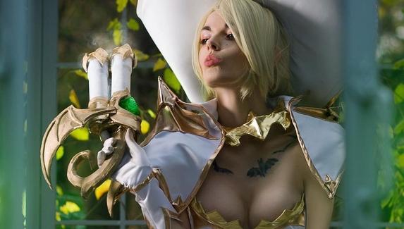 Нежная ведьма — косплей на Miss Fortune из League of Legends