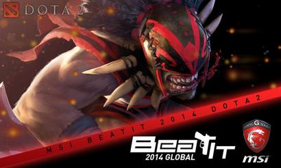 MSI Beat IT: Неожиданная победа LGD.CDEC